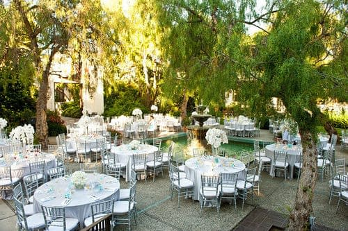 Why You Should Have a Garden Wedding